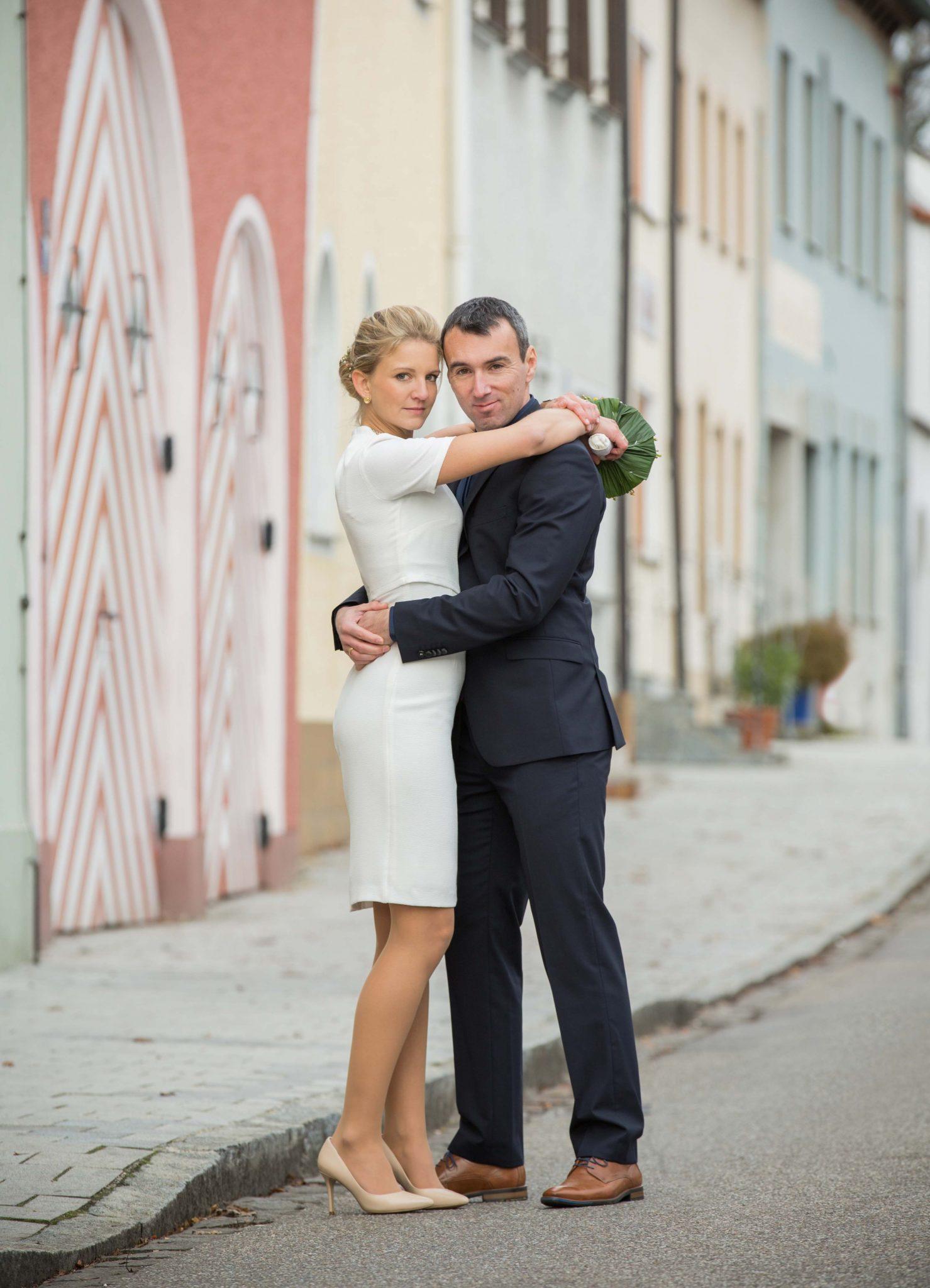 Standesamtliche Hochzeit Fotografie Andrea Wurm